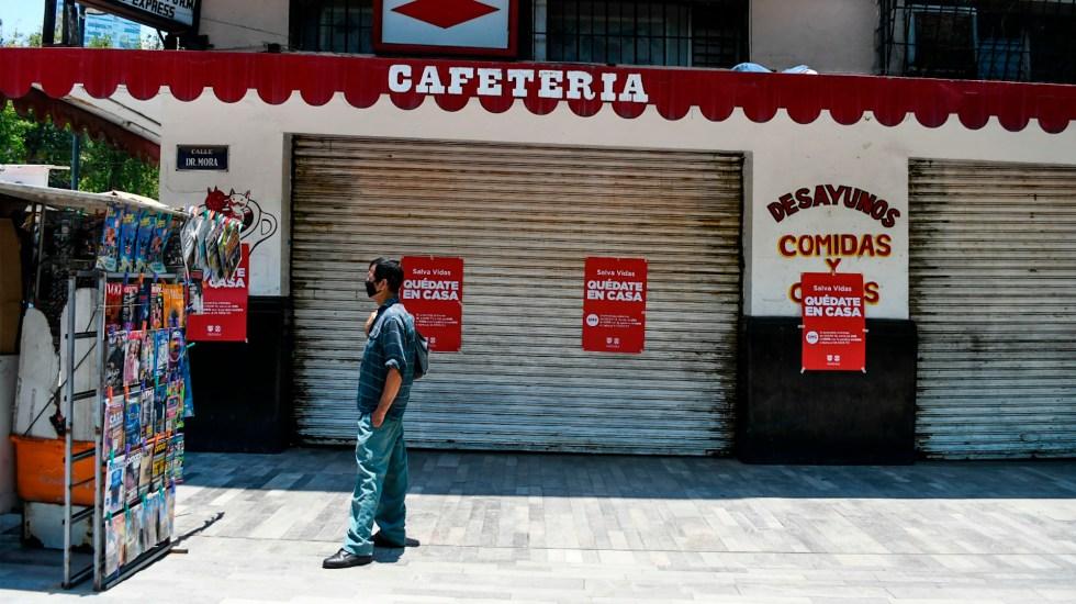 Se han perdido hasta abril 150 mil empleos en la Ciudad de México, estima Sheinbaum - Desempleo en México