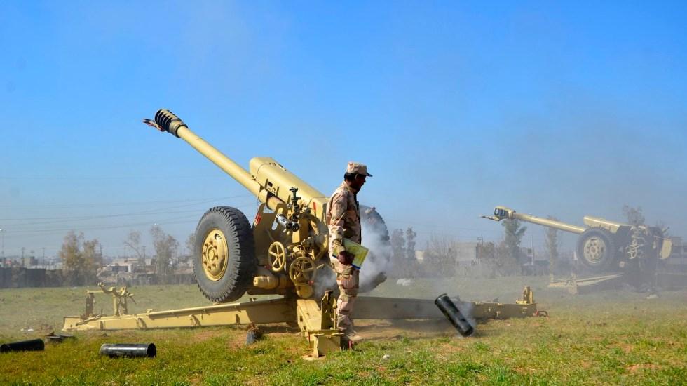 Atacan base militar de Irak que alberga a tropas estadounidenses - Estado Islámico Irak coronavirus COVID-19