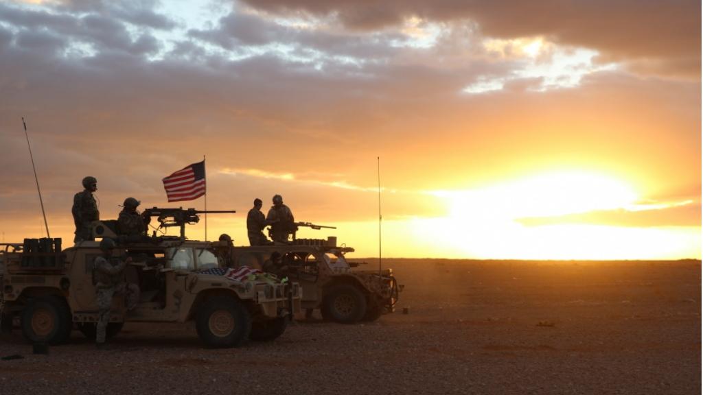 Estados Unidos Siria militares soldados