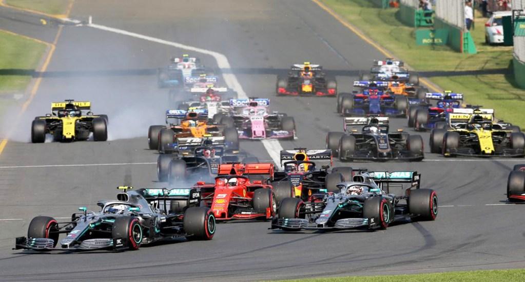 F1 no irá a países sin sistema médico de garantías - F1 en Australia. Foto de Formula 1