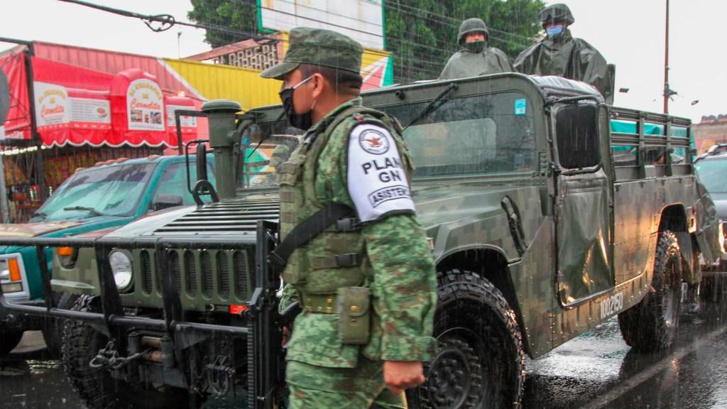 Ordenan a Fuerzas Armadas participar con la Guardia Nacional en tareas de seguridad pública - fuerza armada México AMLO guardia nacional