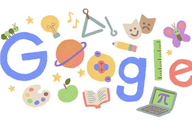 Google celebra con Doodle el Día del Maestro - Foto de Google