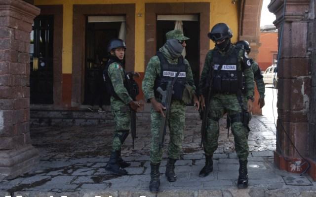 """Asegura AMLO que gobierno no está """"cruzado de brazos"""" para disminuir la violencia en México - Foto de Notimex"""