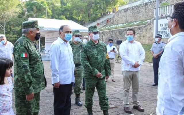 Guerrero disminuyó de manera significativa sus índices delictivos, asegura gobernador - Foto de @HectorAstudillo