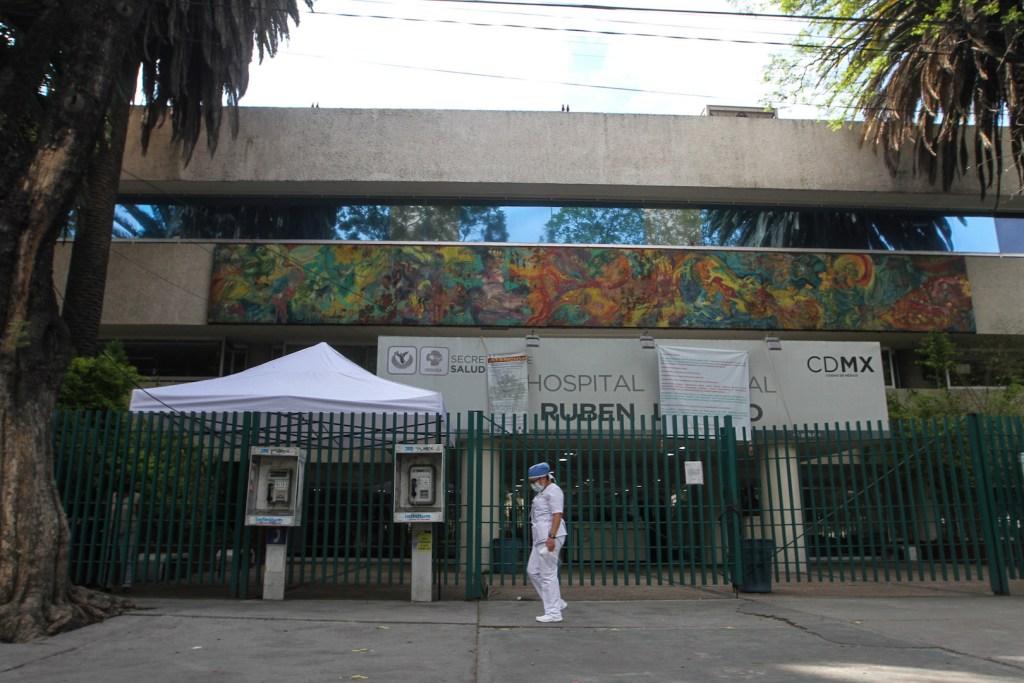 Ocupación hospitalaria en la Ciudad de México llega a 83 por ciento; Sheinbaum pide postergar entrega de regalos - Foto de Notimex