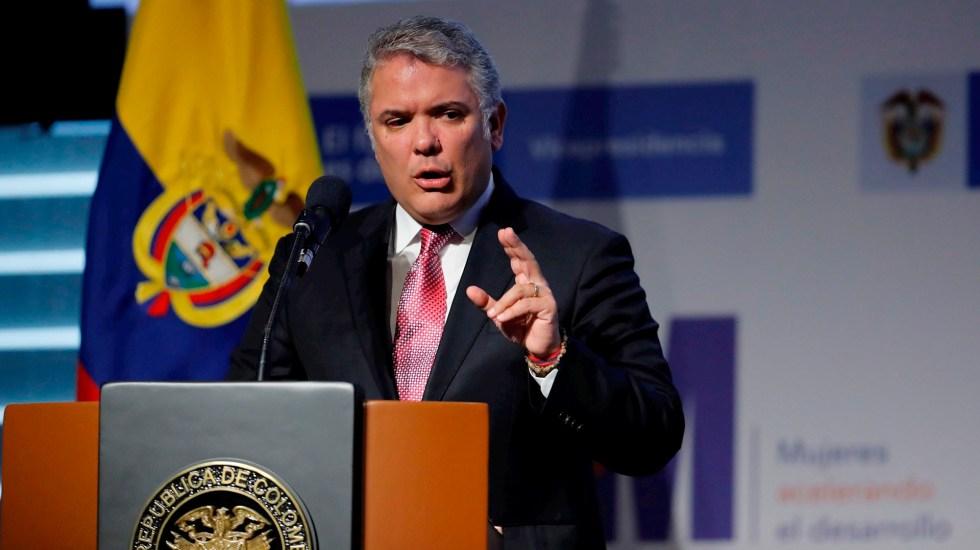 Atacan helicóptero donde viajaba el presidente Iván Duque en Colombia - Iván Duque Colombia