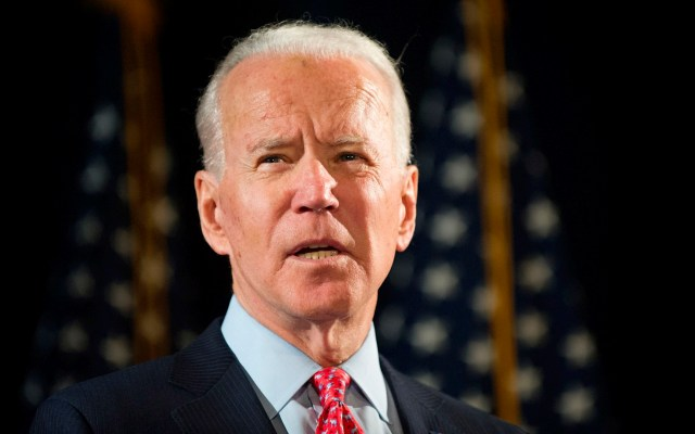 Joe Biden niega acusaciones de abuso sexual en su contra - Joe Biden