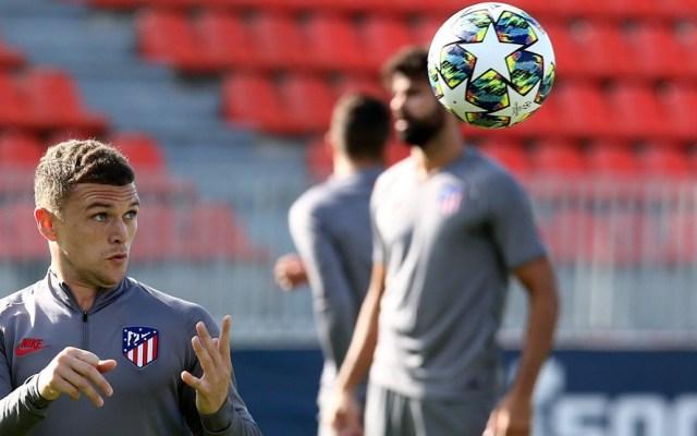 Kieran Trippier, del Atlético de Madrid, rechaza acusaciones sobre apuestas - Kieran Trippier Atlético de Madrid