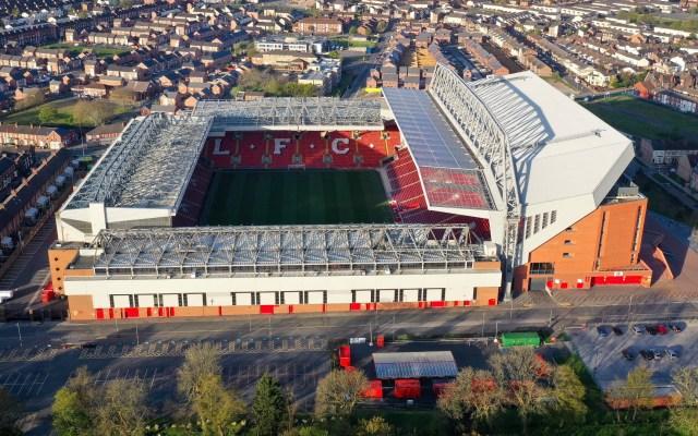 Imposible determinar si partido entre Liverpool y Atlético propagó el COVID-19 - Liverpool FC Anfield futbol partidos cancha