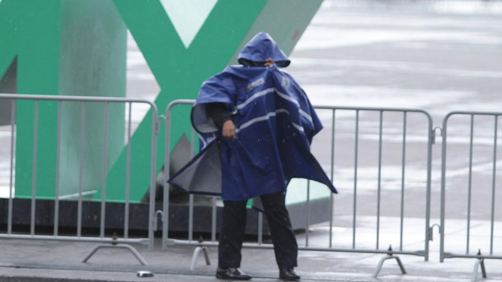 Tormentas eléctricas y posible caída de granizo afectarán la Ciudad de México - Lluvias Ciudad de México tormenta