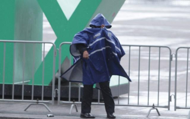 Alerta Amarilla por lluvias en 10 alcaldías de la Ciudad de México - Lluvias Ciudad de México tormenta