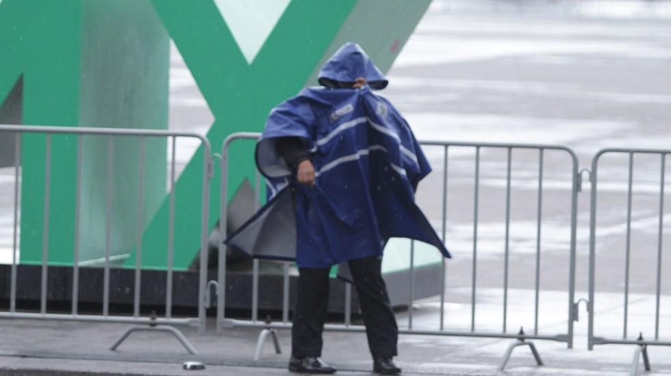 Lloviznas persistentes afectarán al Valle de México este jueves - Lluvias Ciudad de México tormenta
