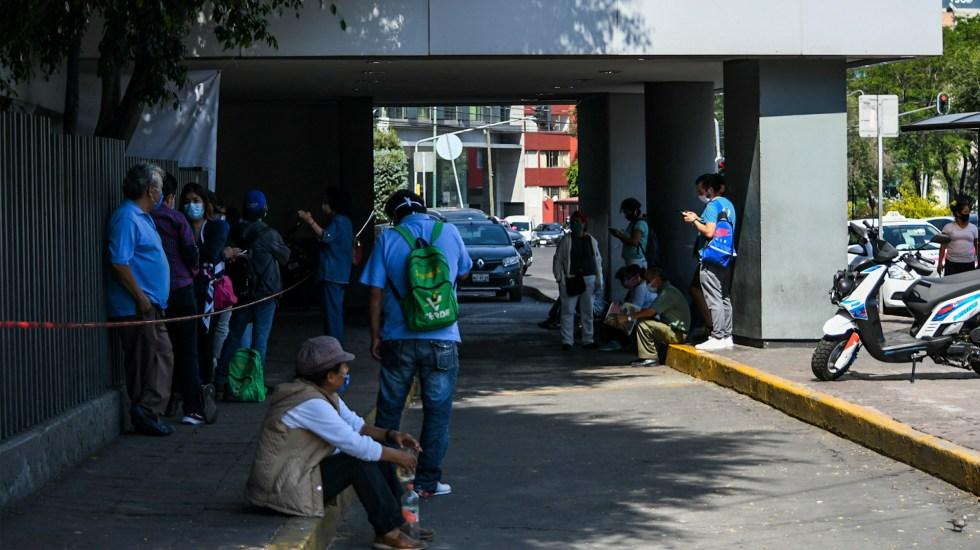 1 de junio termina la Jornada Nacional de Sana Distancia, pero no regresamos a la normalidad: López-Gatell - Foto de Notimex