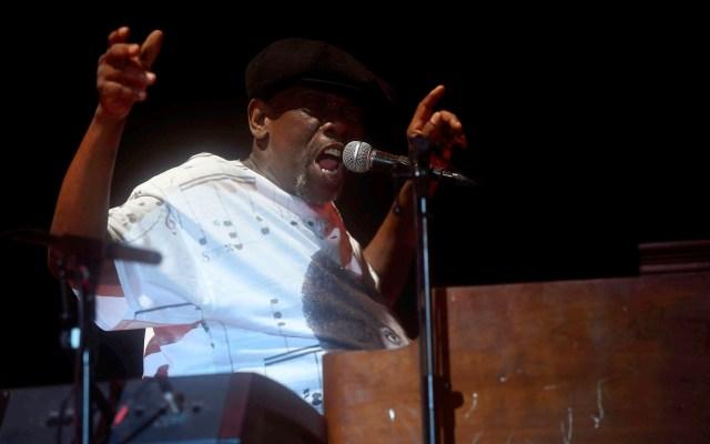 """Murió a los 55 años el """"bluesman"""" Lucky Peterson - Lucky Peterson"""