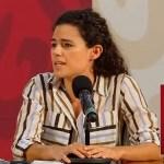 Que presenten las denuncias que se consideren; Luisa María Alcalde rechaza nepotismo