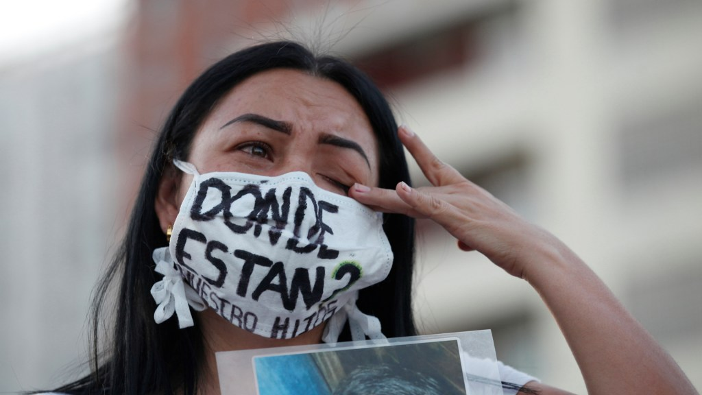 Madres de desaparecidos en México, sin nada que festejar - desaparecidos