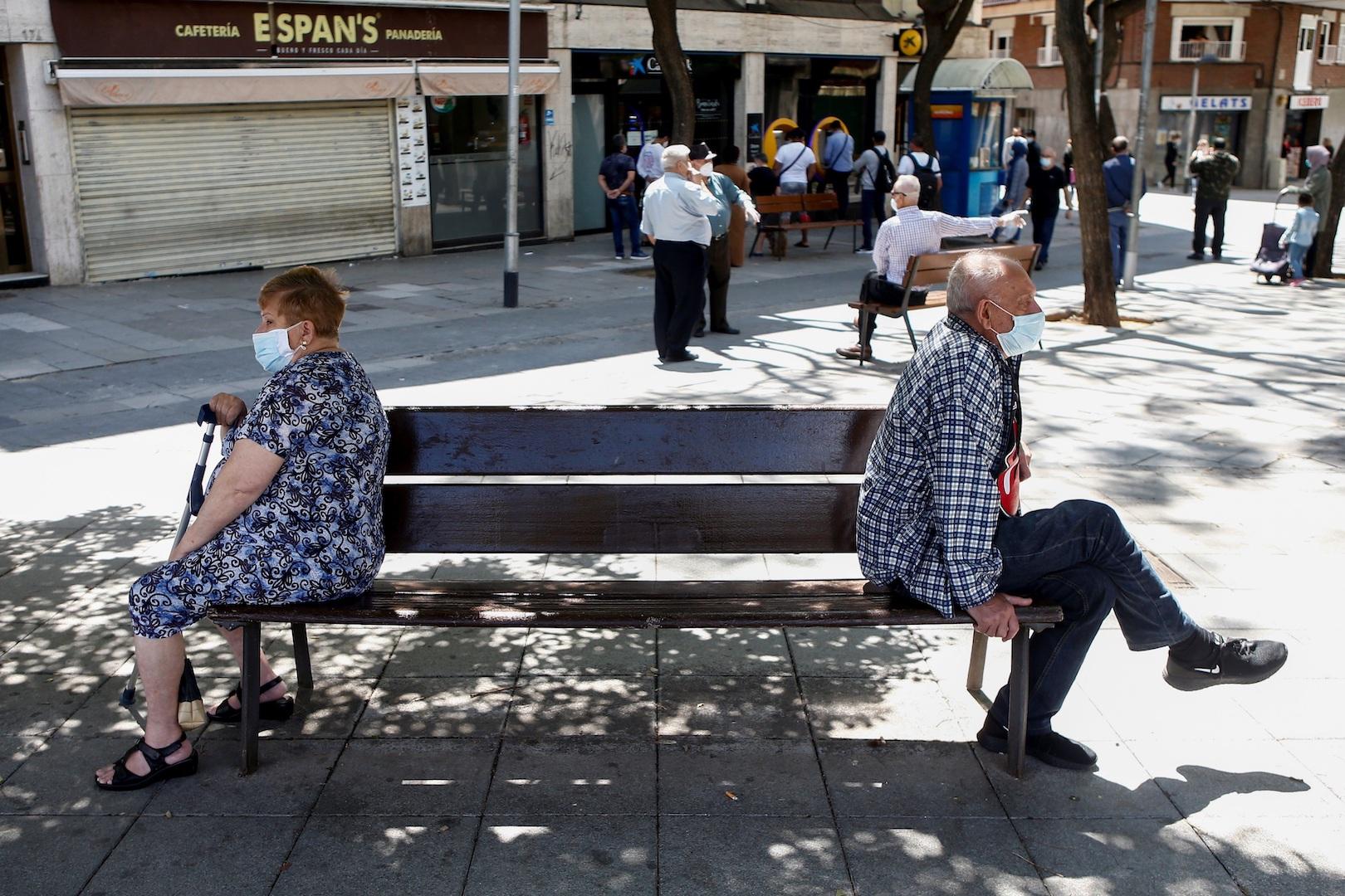 El Ejecutivo se inclina por no dejar pasar a Madrid de fase