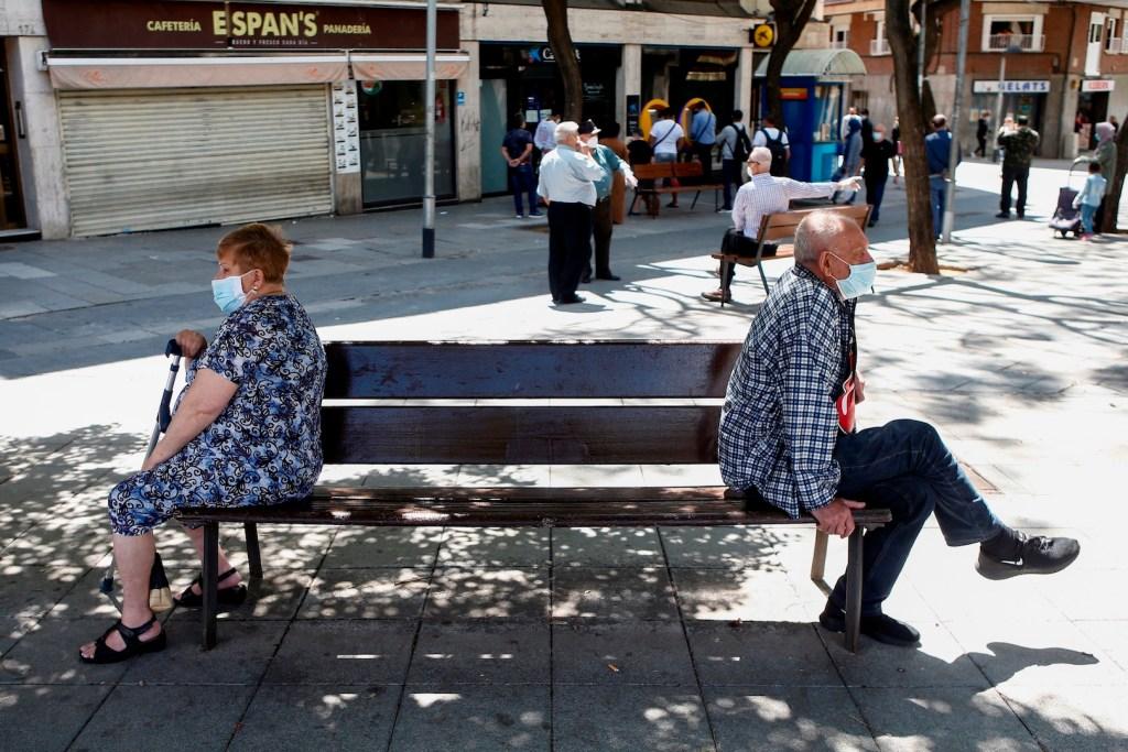 Gobierno rechaza por segunda vez que Madrid inicie desconfinamiento - Foto de EFE
