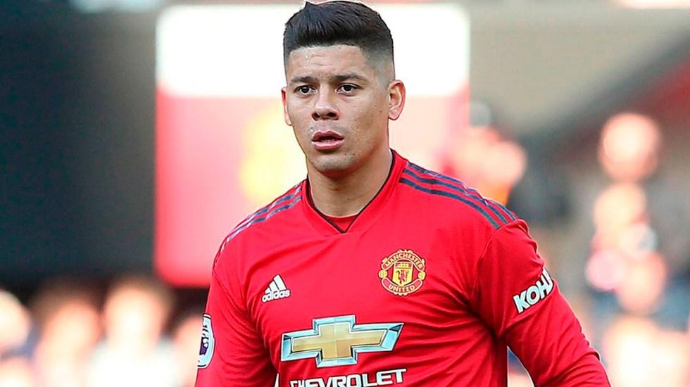 Marcos Rojo ignora confinamiento por COVID-19 en Argentina; Manchester United alista llamado de atención - Manchester United Marcos Rojo