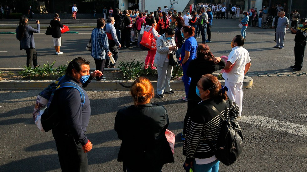 Las movilizaciones de este sábado 23 de mayo en la Ciudad de México - manifestaciones concentraciones coronavirus COVID-19