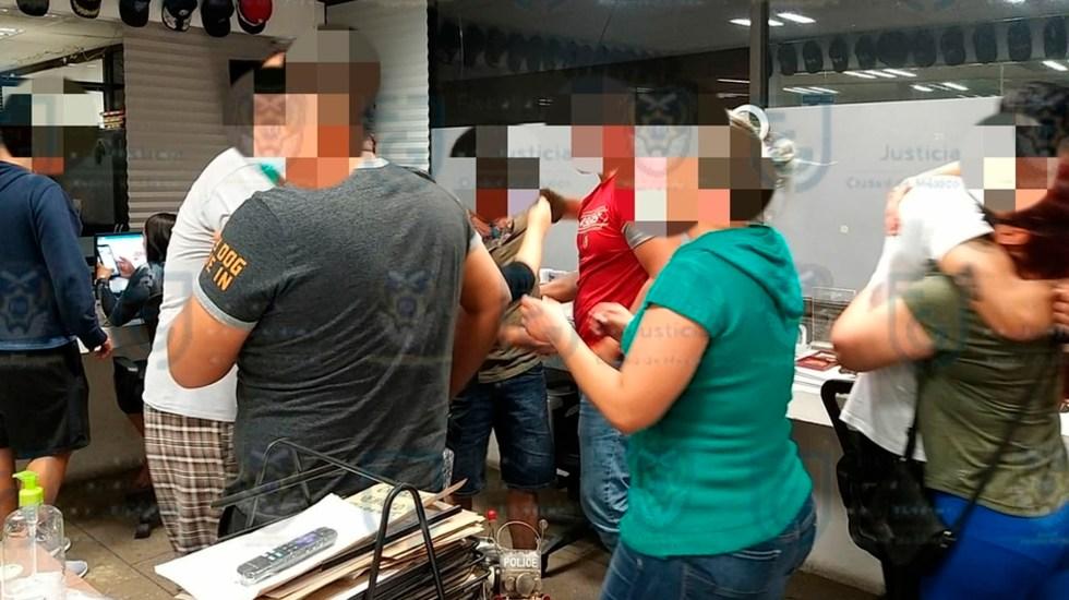 Rescatan a 14 médicos secuestrados en hoteles de la Miguel Hidalgo - médicos secuestrados