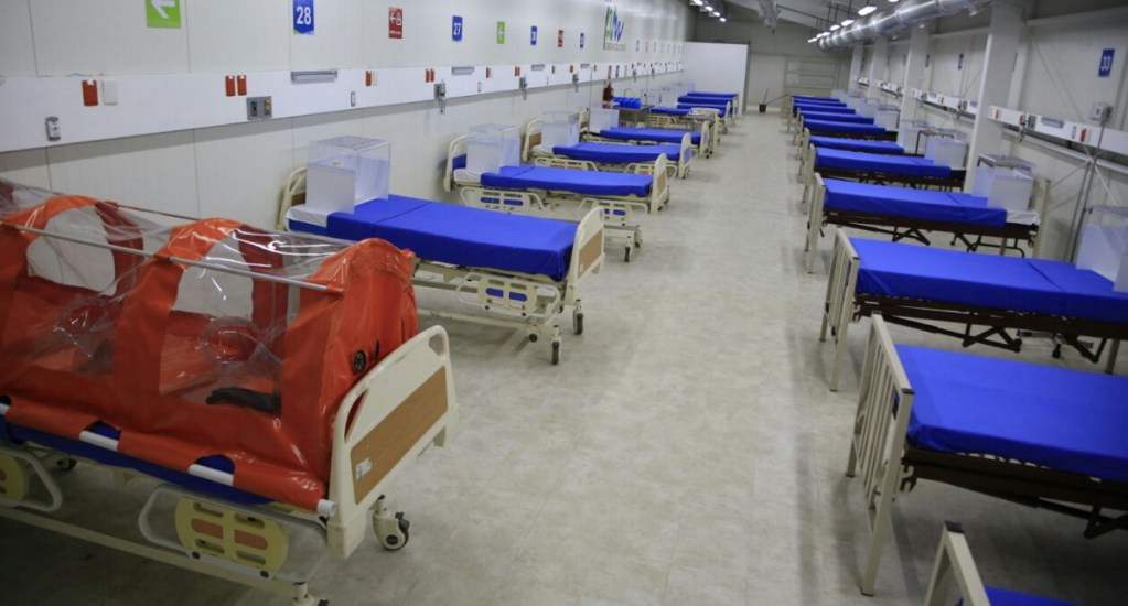 #Video Suman 26 mil 25 casos confirmados y2 mil 507 defunciones por COVID-19 en México - México Hospital COVID-19 coronavirus Tamaulipas