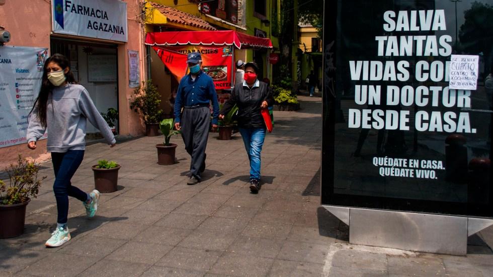 Ciudad de México, a punto de llegar a 9 mil muertes por COVID-19 - México Narro Gatell coronavirus COVID-19