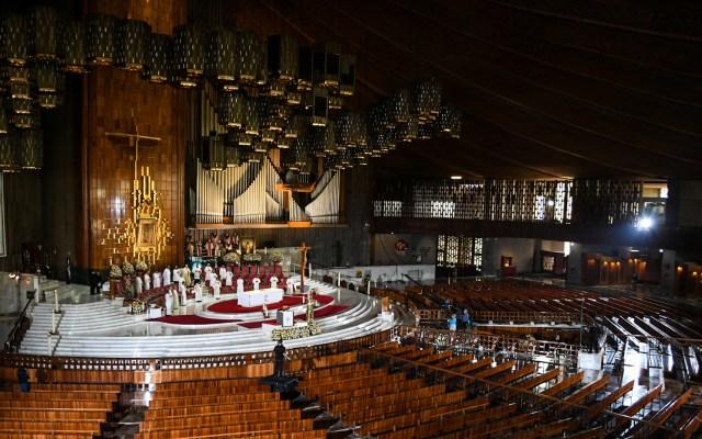 #EnVivo Misa Dominical del Cardenal Carlos Aguiar Retes desde la Basílica de Guadalupe - Misa en la Basílica de Guadalupe