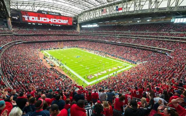 Texas permitirá regreso de aficionados a estadios - NRG Stadium de los Texanos de Houston. Foto de nrgpark.com