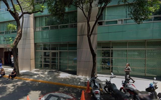 Las movilizaciones para este martes en la Ciudad de México - Oficinas alternas de la Secretaría de Gobierno