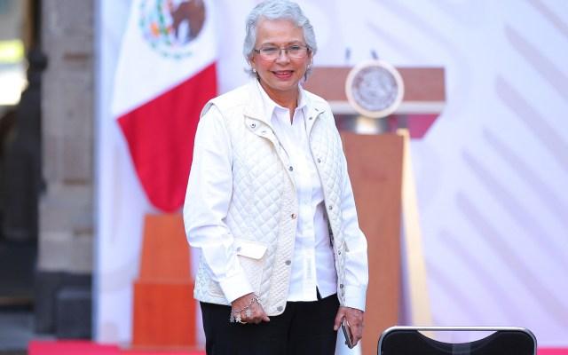 Celebra Sánchez Cordero decisión de la SCJN acerca de 'Ley Bonilla' - Foto de Notimex