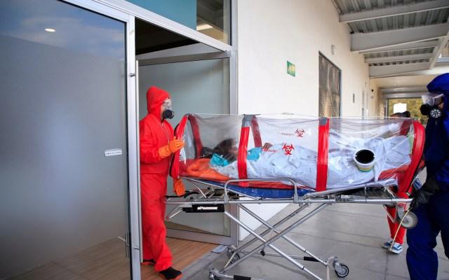 Casi mil personas están intubadas por COVID-19 en la Ciudad de México - Foto de Notimex