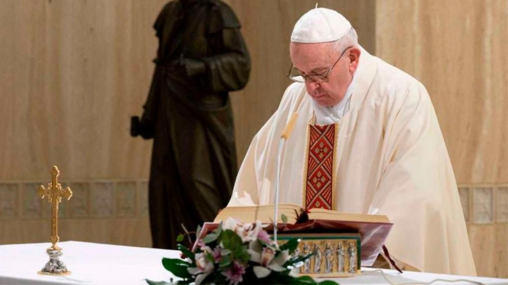 Papa Francisco denuncia indiferencia y cinismo de cómplices de generar pobreza - Papa Francisco coronavirus COVID-19