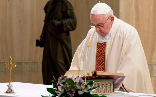 El papa Francisco inicia proceso de canonización del padre Kino - Papa Francisco coronavirus COVID-19