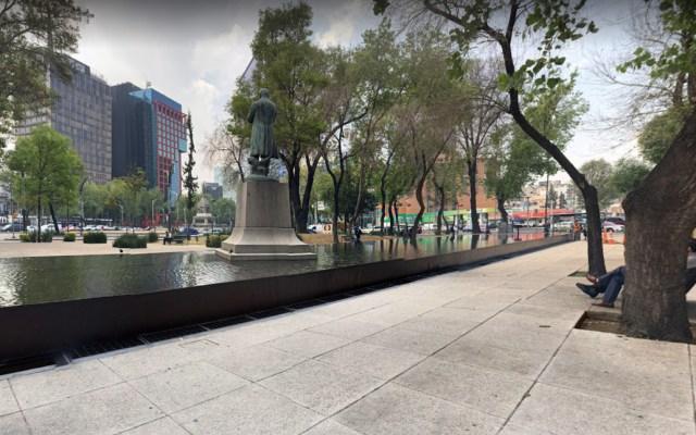 Las movilizaciones para este jueves en la Ciudad de México - Plaza Luis Pasteur