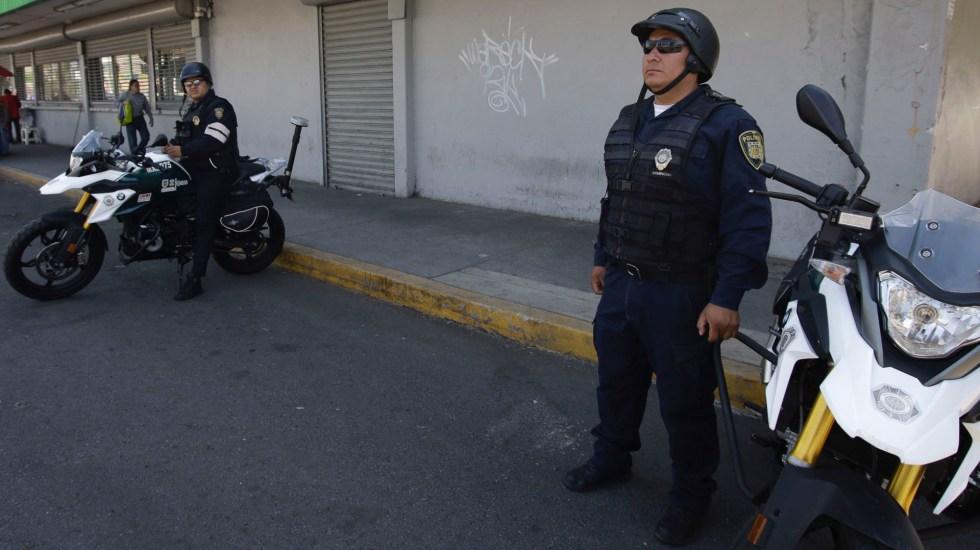 Policías de la SSC bajan ocho toneladas de peso en conjunto - policías ssc peso