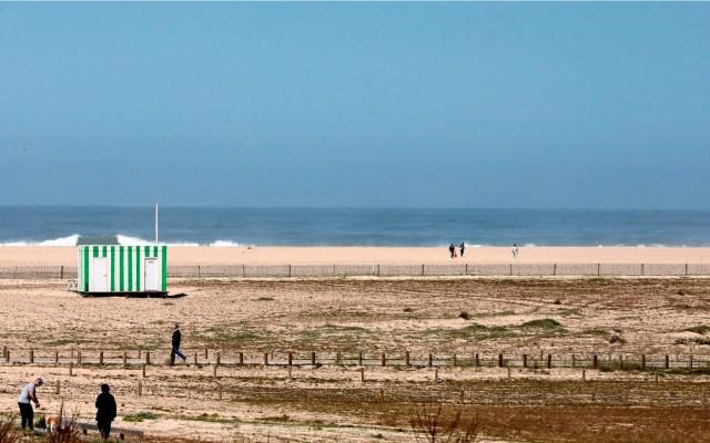 Portugal abrirá playa en Madeira tras confinamiento - Portugal playa coronavirus COVID-19