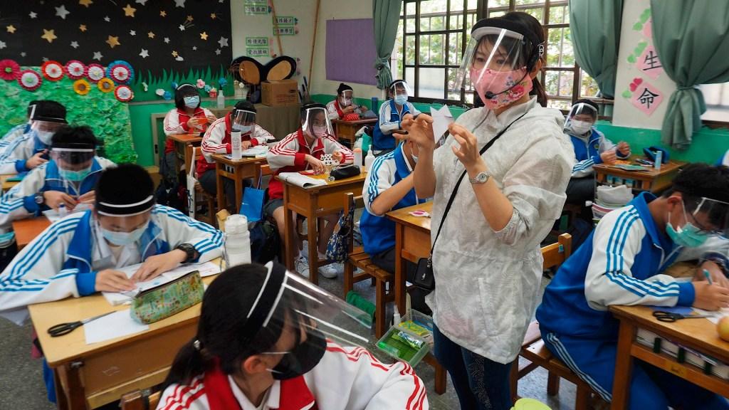Taiwán presiona a la OMS para compartir historia sobre contención del COVID-19 - Taiwan coronavirus COVID-19