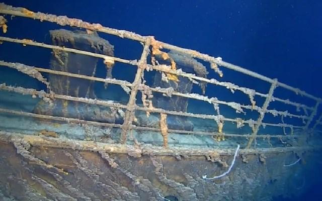Corte de EE.UU. aprueba por primera vez misión de rescate en Titanic - Foto de Atlantic Productions