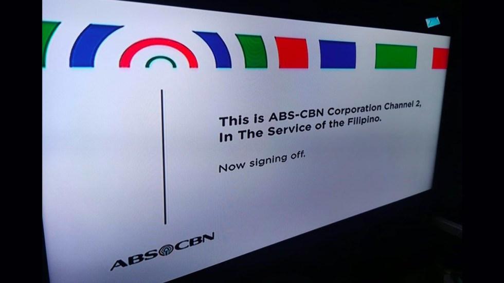 Ordenan el cierre de la mayor cadena de televisión en Filipinas - La Comisión Nacional de Telecomunicaciones de Filipinas ordenó al canal de televisión ABS-CBN, el cese inmediato de emisiones al haber expirado su licencia