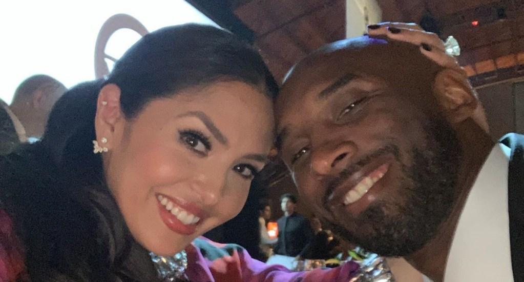 Viuda de Kobe Bryant demanda a oficiales por difundir fotos privadas de accidente - Vanessa y Kobe Bryant. Foto de @vanessabryant