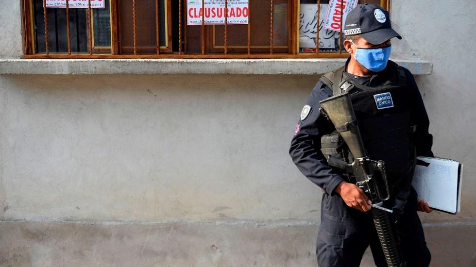Restricciones por COVID-19 redujeron violencia solo en países con poco crimen - violencia coronavirus COVID-19