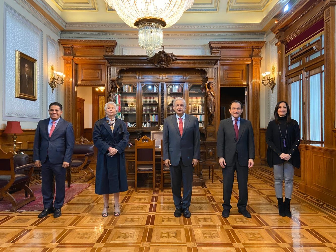 Foto de Presidencia.