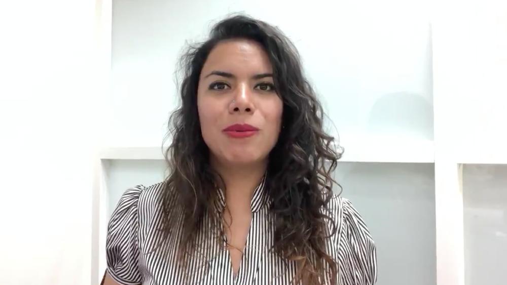 Orden de presentación de FGR es una artimaña más de Sanjuana Martínez: Adriana Urrea - Adriana Urrea SUTNOTIMEX
