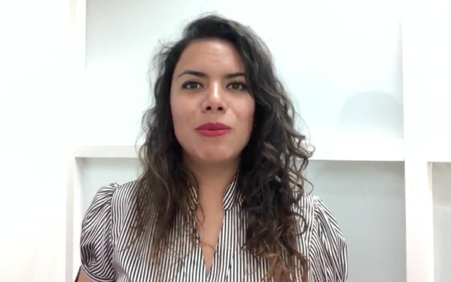 Muere padre de la secretaria general del SUTNOTIMEX, Adriana Urrea - Foto de @SUTNOTIMEX