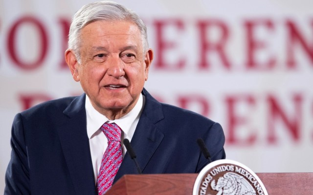 "López Obrador rechaza ser un ""vendepatrias"" por visitar a Donald Trump - Andrés Manuel López Obrador. Foto de EFE/ Presidencia De México."