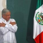"""""""No tengo yo que ver nada con lo que sucedió en Jalisco"""": AMLO; conferencia matutina (05-06-2020) - Foto de Notimex-Francisco Estrada."""