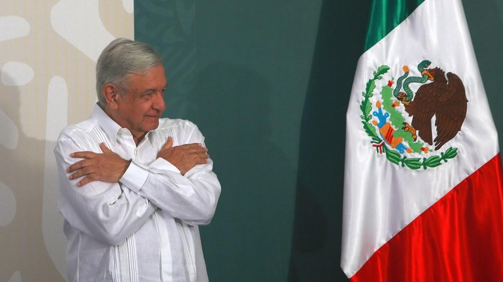AMLO anuncia nueva gira de trabajo por Edomex y Michoacán - Foto de Notimex-Francisco Estrada.