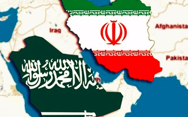 Arabia Saudita obligó a retroceder con disparos a tres barcos iraníes de sus aguas - Arabia Saudita, Irán
