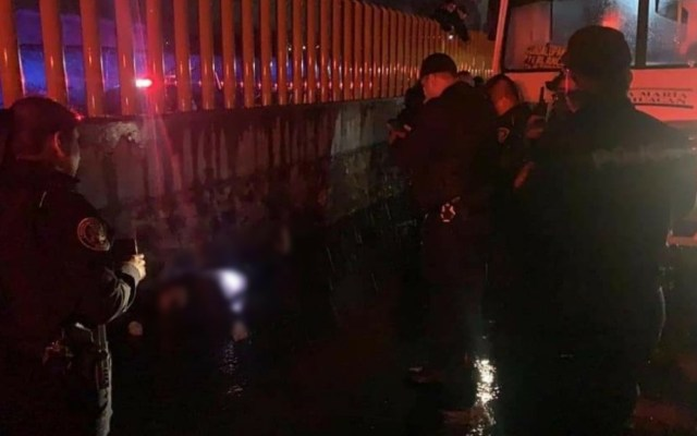 Intento de asalto a transporte público en la México-Puebla deja al menos tres muertos - Asalto intento Tlalpan México-Puebla
